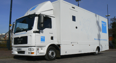 Mobile medical clinics, Mobile medical trailers, Mobile